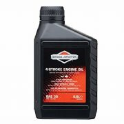 Briggs & Stratton SAE 30 4-Stroke Engine Oil 600ml Bottle